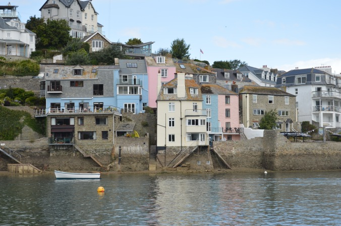 31. Leaving Salcombe