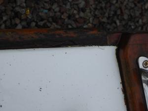 19. Starboard rubbing strake