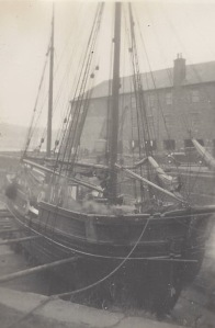 01. Ceres in dry-dock, possibly Appledore