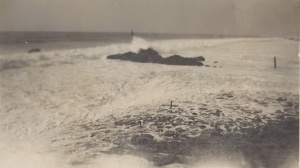 Bude entrance - 10th September 1936. Ceres and Agnes unable to enter