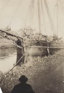 03. Ceres in Bude canal