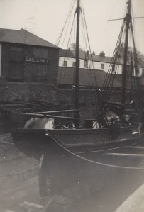 06. Ceres in dry-dock, possibly Appledore