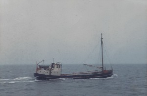 Traly in the Baltic 1967