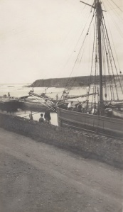 20. Ceres, waiting to lock out, Bude