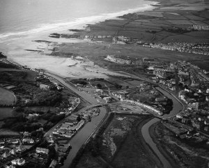 Bude Canal in the 1960s