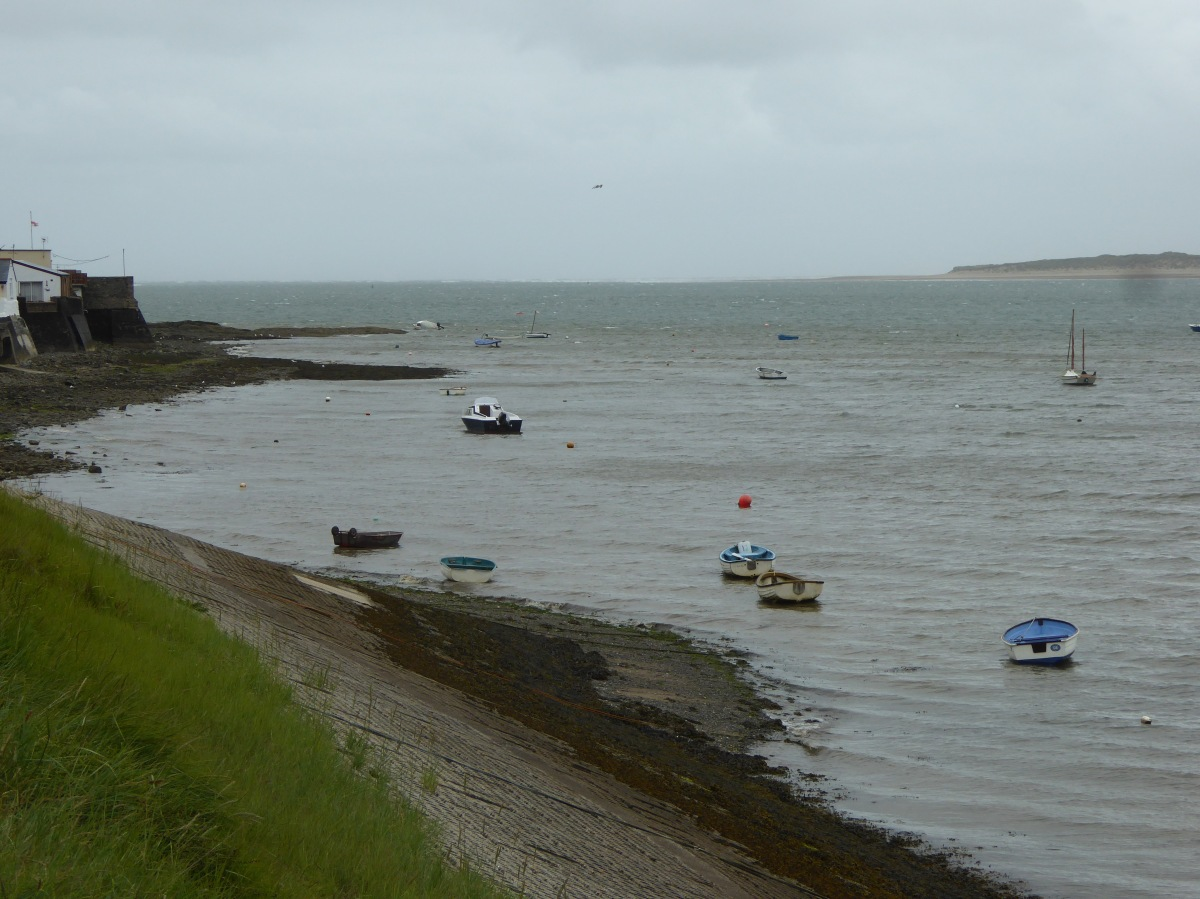 A visit to Appledore