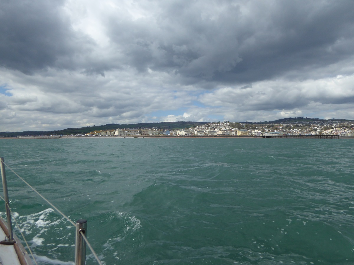 From Plymouth to Teignmouth - a new mooring