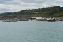 Pontoons, Lyme Regis