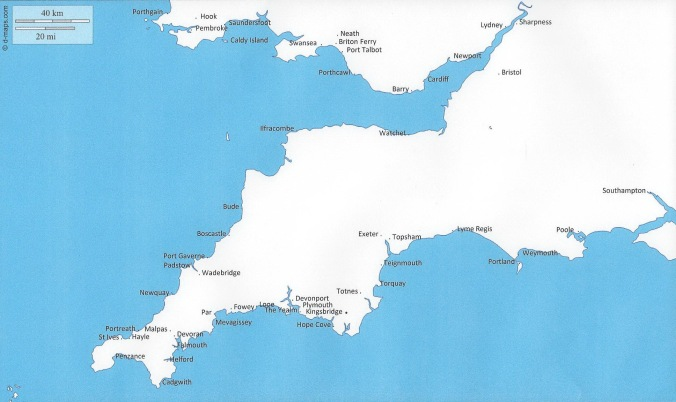 Westcountry chart