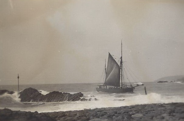 09. Ceres entering Bude